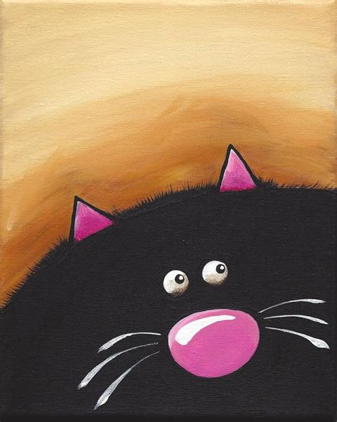 Acrylic Cat 71 best images about whimsical creatures on