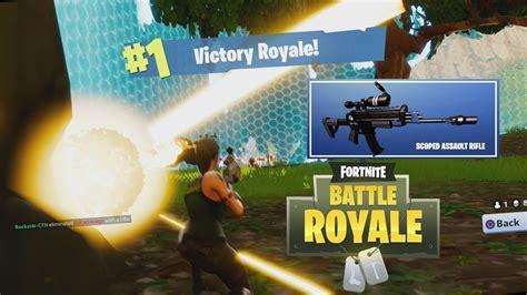 what fortnite gun are you the best gun in fortnite battle royale