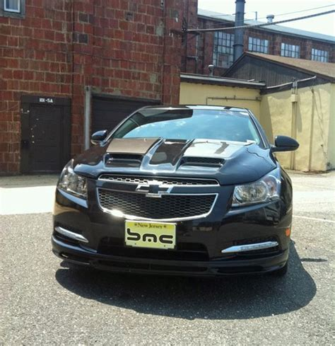 chevy cruze ram air hood chevrolet cruze hoods and accessories on pinterest