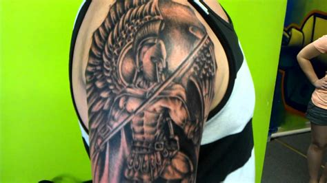warrior tattoo by echo youtube