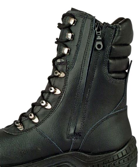 cerniera interna scarpe antinfortunistiche anfibio cofra mozambico