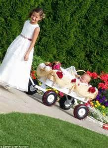 Pictures Of Wedding Wagons For Flower by S Catelynn Lowell And Baltierra In