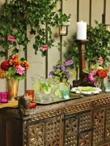 Patio Table Decor Outdoor Home Decor Ideas Home Design Ideas