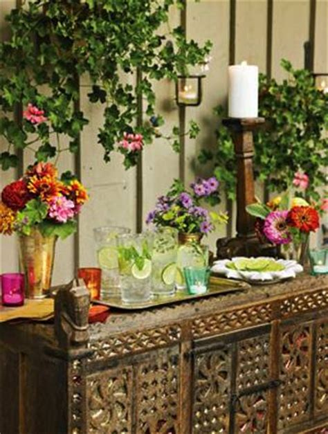 summer home decor ideas 12 simple tips for summer party table setting and outdoor