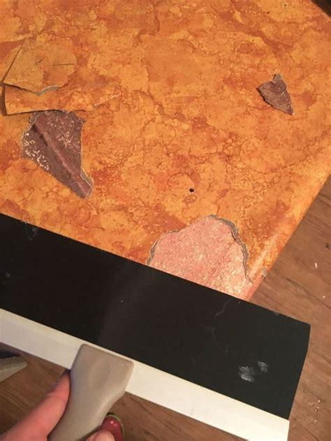 how to remodel a laminate countertop to look like stone hometalk