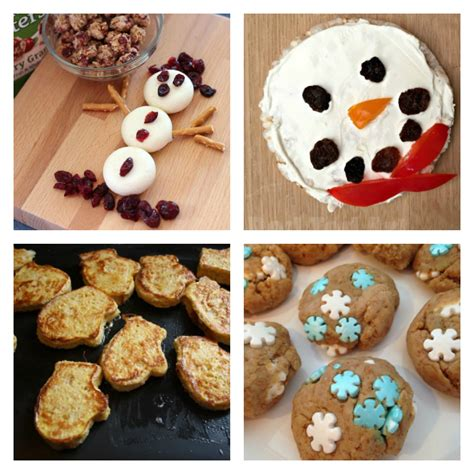 winter food crafts for 17 winter snacks for