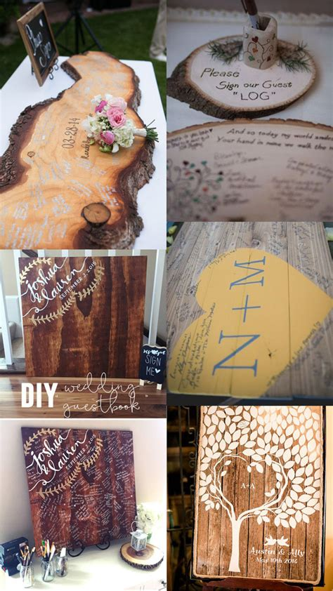 Wedding Guest Book Backdrop by 23 Unique Wedding Guest Book Ideas For Your Big Day Oh