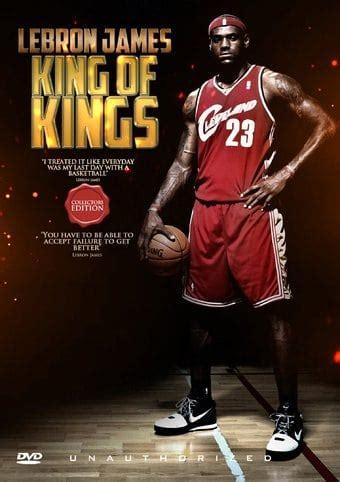 king james hair dvd basketball lebron james king of kings unauthorized