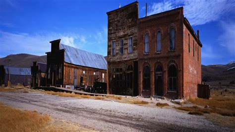 abandoned towns abandoned western town wallpaper 212866