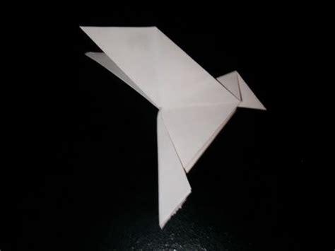 Origami Peace Dove - origami peace dove