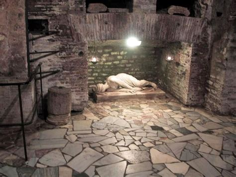 best catacombs in rome 128 best images about rome catacombs on