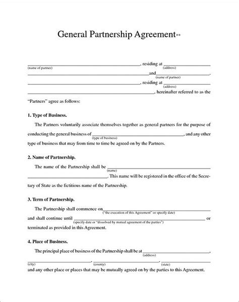 business contract templates pages docs job resume