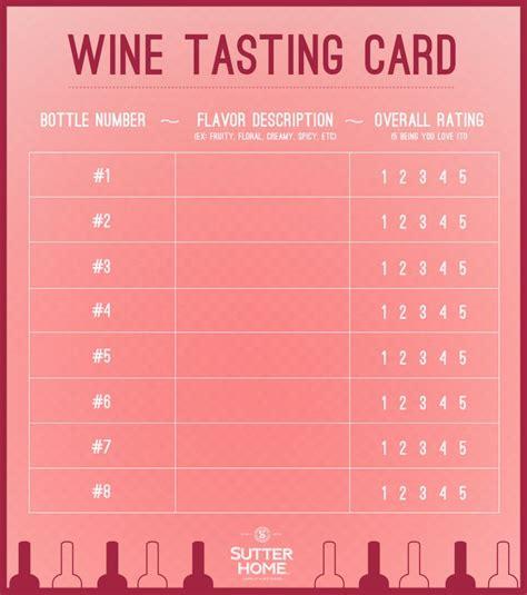 wine tasting sheet template blind wine tasting sheets related keywords blind wine
