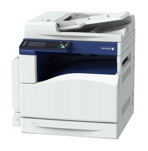 Mesin Fotocopy Warna jual mesin fotocopy warna fuji xerox docucentre sc2020 cps
