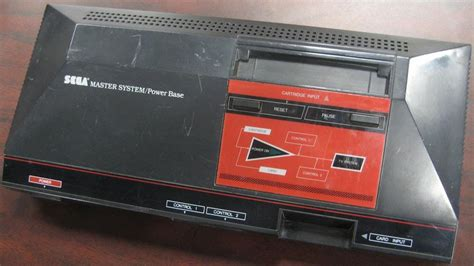 master console classic room sega master system console review