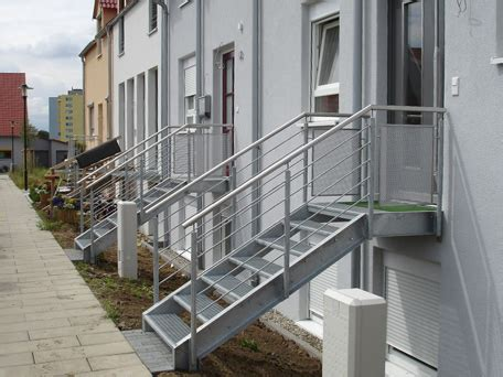 Geländer Für Terrasse by Treppen