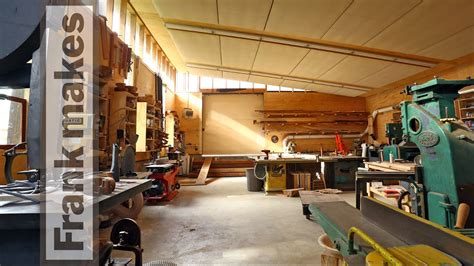 Interior Design Work the woodshop tour youtube