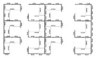 cubicle floor plan office cubicle layout gallery