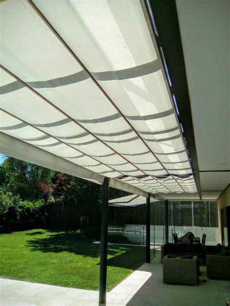 techo acristalado instalaci 243 n de techo acristalado con lona en galapagar
