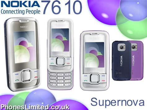 Nokia 7610 Supernova white nokia 7610 supernova sim free deals uk phones