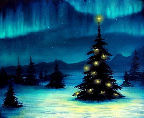 northern lights by treecree on deviantart