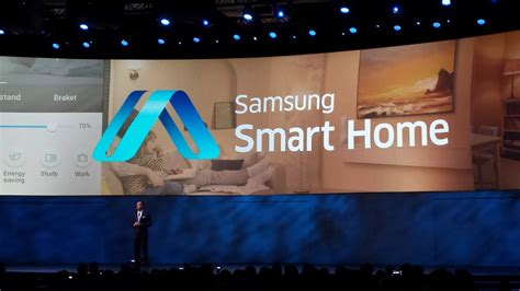 samsung smart home technology samsung s new smart home technology
