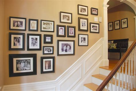 wall frame ideas photo wall felt so cute