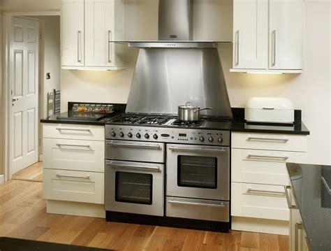 Black Handles For Kitchen Cabinets rangemaster toledo 110 range cooker with matching