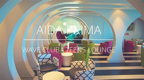 aidaprima lounge aidaprima wave club lounge