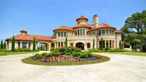 Barn With Apartment Plans tuscan inspired mansion in colleyville tx homes of the rich
