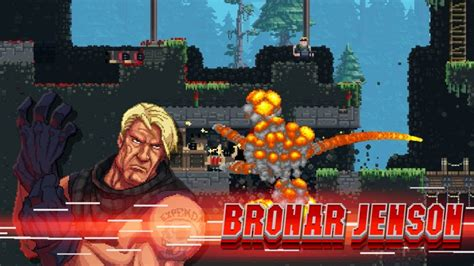 broforce full version free online unlock your inner dolph with expendabros quarter to three
