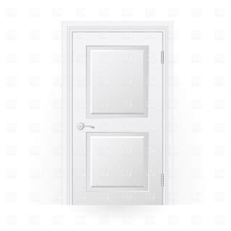 free doors closed door vector image 1267 rfclipart