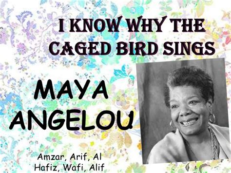I Why The Caged Bird Sings Essay by I Why The Caged Bird Sings Essay 187 100 Original