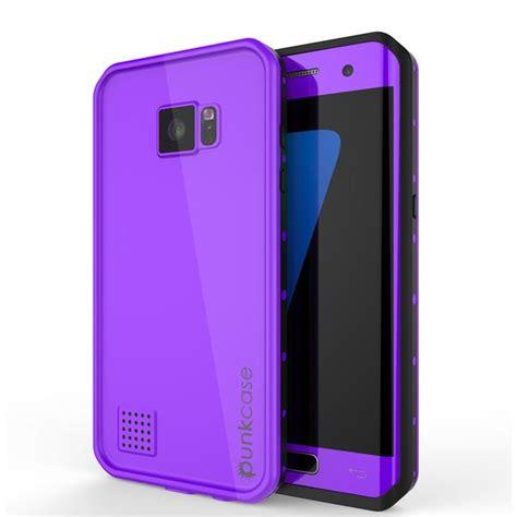 galaxy  edge waterproof case punkcase studstar purple