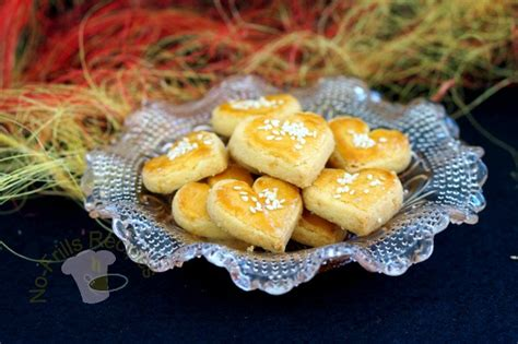 new year salted egg cookies salted egg yolk cookies 咸蛋黄酥饼 cny 2016