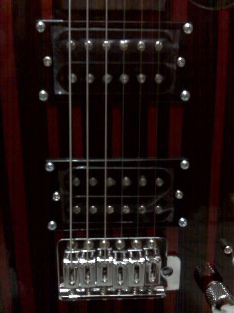 Gitar Listrik Schecter gitar listrik murah schecter synyster gates ax7 inlay
