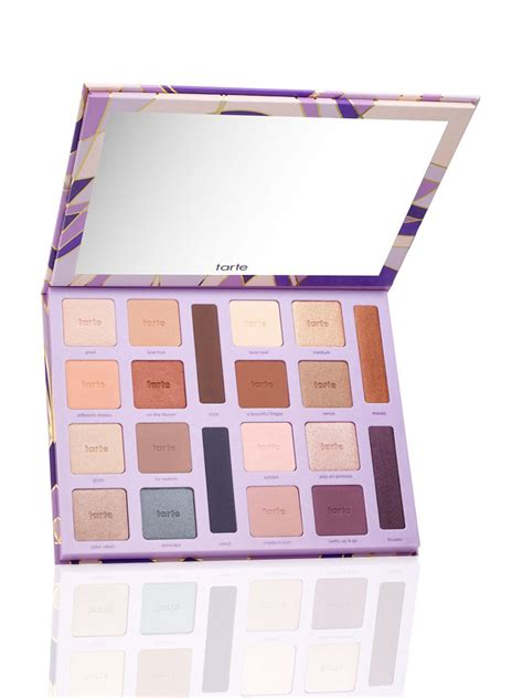 Tarte Of Giving Limited Edition Makeup Gift Set Collectors limited edition color vibes amazonian clay eyeshadow palette tarte cosmetics