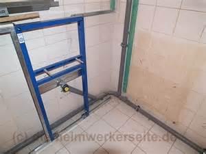vorwandelement dusche badsanierung bad selbst renovieren die heimwerkerseite de