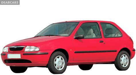 mazda 121 1 3i lx hatchback 3 doors 60 hp manual
