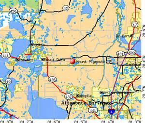 map of mount florida mount plymouth florida fl 32776 profile population