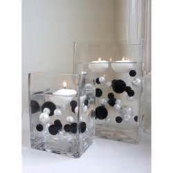 black and white wedding centerpiece idea trendy mods com
