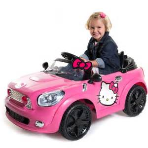 kitty coupe 6 volt battery powered ride walmart