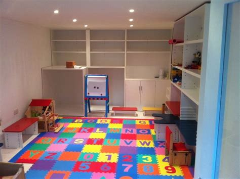 garage converted to playroom search for the