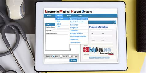 Social Security Records Social Security Disability Records Ssdhelpnow