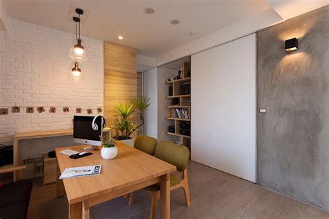 design apartment taiwan minimalist apartment in taiwan by fertility design 14