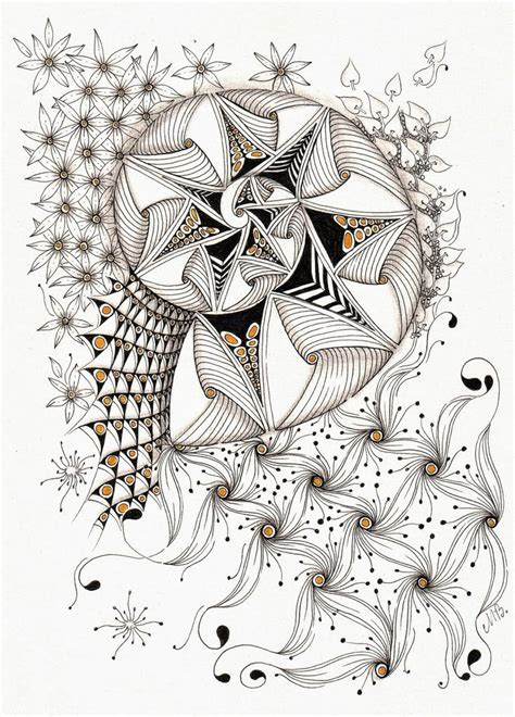 zentangle pattern ahh 15 best tangle ahh images on pinterest doodles