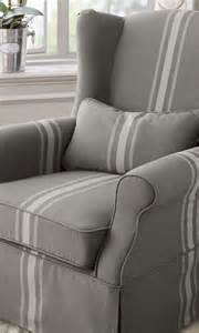 Slipcovers For Wingback Chairs Pinterest The World S Catalog Of Ideas