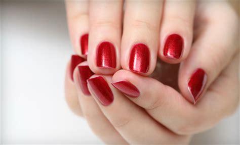 polished nail salon idaho falls gel nails filing