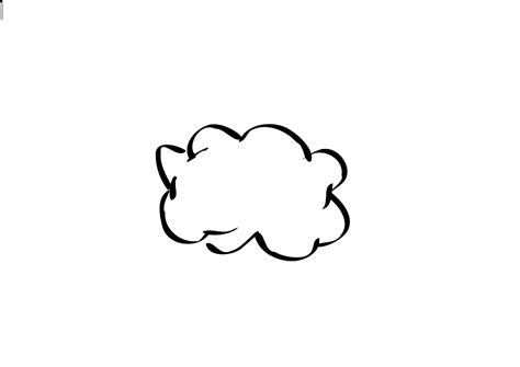 cloud shape in visio cloud stencil visio clipart best