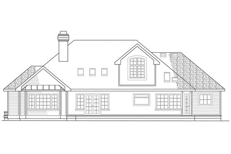 view lot house plans traditional house plans melrose 10 047 associated designs